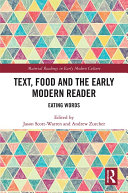 Text  Food and the Early Modern Reader