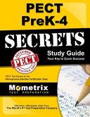 Pect Prek-4 Secrets