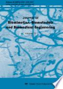 Journal Of Biomimetics Biomaterials And Biomedical Engineering Book PDF