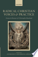 Radical Christian Voices And Practice