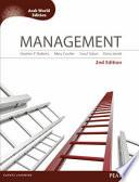 Management, Second Arab World Edition