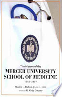 The History of the Mercer University School of Medicine, 1965-2007