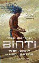 Books - Binti: Night Masquerade Tpb | ISBN 9780765393135