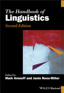 Pdf The Handbook of Linguistics Telecharger