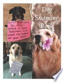 Dog Shaming Book