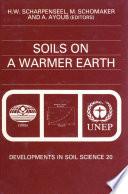 Soils on a Warmer Earth