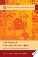 The Future of Christian Mission in India