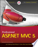 """Professional ASP.NET MVC 5"" by Jon Galloway, Brad Wilson, K. Scott Allen, David Matson"