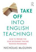 Take Off into English Teaching