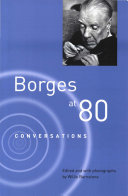 Borges at Eighty: Conversations