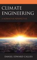 Climate Engineering [Pdf/ePub] eBook