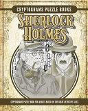 Cryptogram Sherlock Holmes Puzzle Books