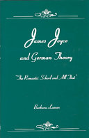 James Joyce and German Theory