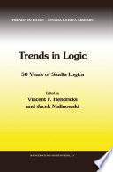 Trends in Logic Book