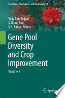 Gene Pool Diversity and Crop Improvement