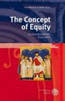 The Concept of Equity