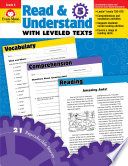 Read & Understand With Leveled Texts