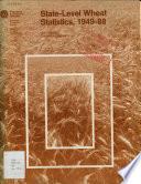 State level Wheat Statistics  1949 88