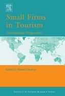 Small Firms in Tourism Pdf/ePub eBook