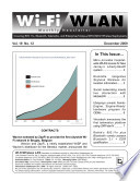 Wi-Fi/WLAN Monthly Newsletter December 2009