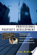 Professional Property Development Book