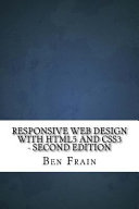 Responsive Web Design With Html5 And Css3 Ben Frain Google Books