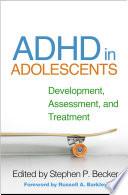 ADHD in Adolescents
