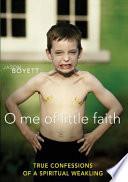 O Me Of Little Faith PDF