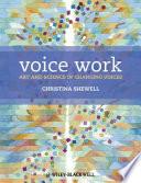 Voice Work Book PDF