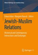 Pdf Jewish-Muslim Relations