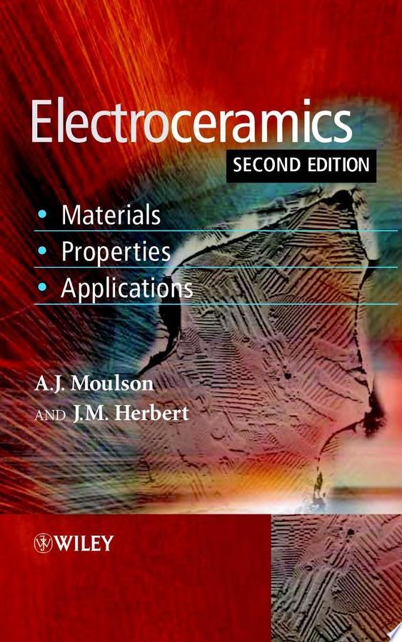 Electroceramics