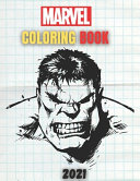 Marvel Coloring Book