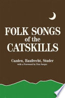 Folk Songs of the Catskills