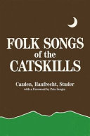 Pdf Folk Songs of the Catskills