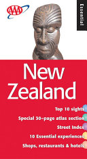 AAA New Zealand Essential Guide