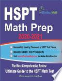 HSPT Math Prep 2020 2021