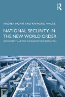 National Security in the New World Order Pdf/ePub eBook