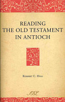Reading the Old Testament in Antioch Book