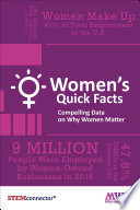 Women s Quick Facts