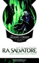 The Legend of Drizzt 25th Anniversary Edition, Book I image