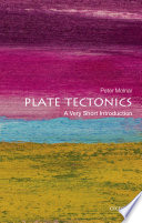 book cover - Plate tectonics : a very short introduction