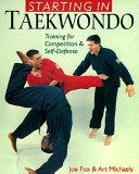 Starting in Taekwondo