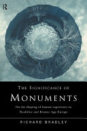 Pdf The Significance of Monuments Telecharger