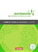 Mathematik Klasse 11. Schülerbuch Allgemeine Hochschulreife - Gesundheit, Erziehung und Soziales
