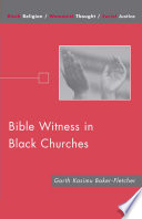 Bible Witness in Black Churches