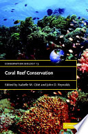 Coral Reef Conservation Book