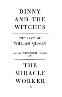 Dinny and the Witches  and  The Miracle Worker Book PDF