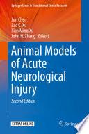 Animal Models of Acute Neurological Injury