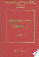 The Death Penalty  : Influences and Outcomes , Band 1