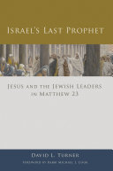 Israel's Last Prophet Pdf